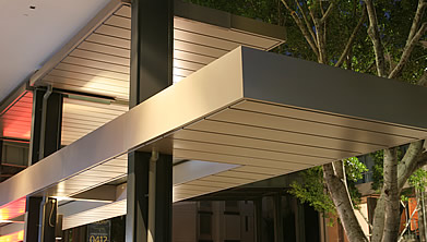 Facades And Cladding Solutions Awnings Glass Composite